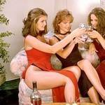 Three Lesbian Babes